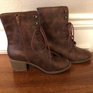 Arizona Leather Boots